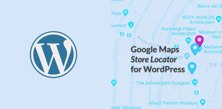 Google Maps Store Locator WordPress