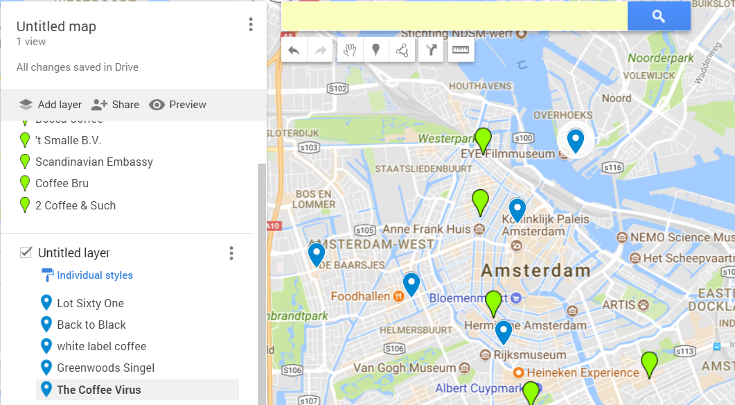 how to add an intereactive map in wordpress