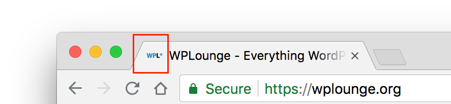 Favicon of WPLounge